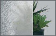 Sticla ornamentala Crepy