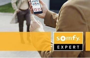 Partener QFORT - Somfy