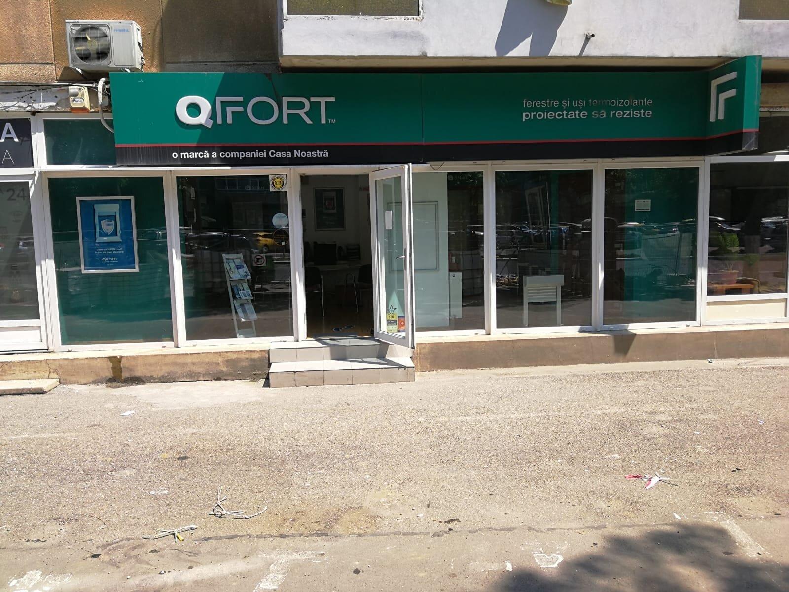 Showroom QFORT - București, Sector 4, Bulevardul Alexandru Obregia, Nr. 25, Bl. i4