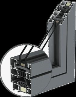 Detalii tehnice Ferestre din Aluminiu